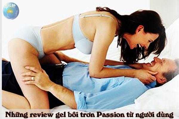 Những nhận xét tích cực từ người dùng Passion