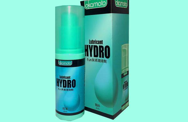 Gel bôi trơn Okamoto Lubricant Hydro có tốt không, cách dùng gel bôi trơn